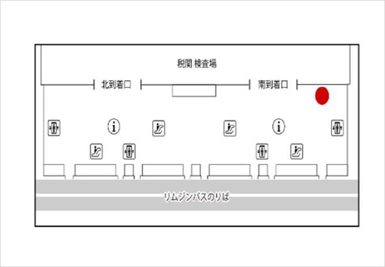 関西国際空港 地図