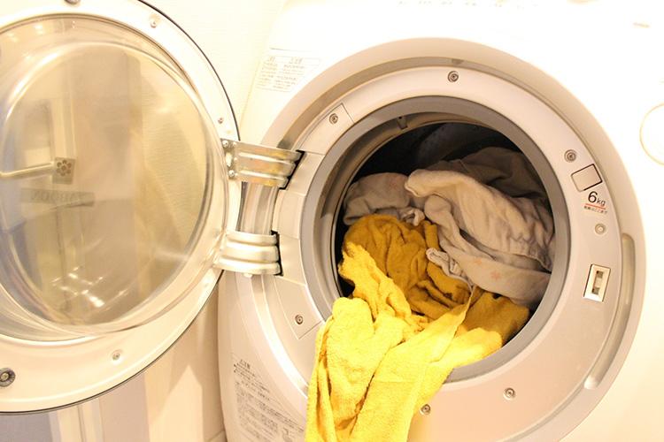 洗濯物(イメージ)